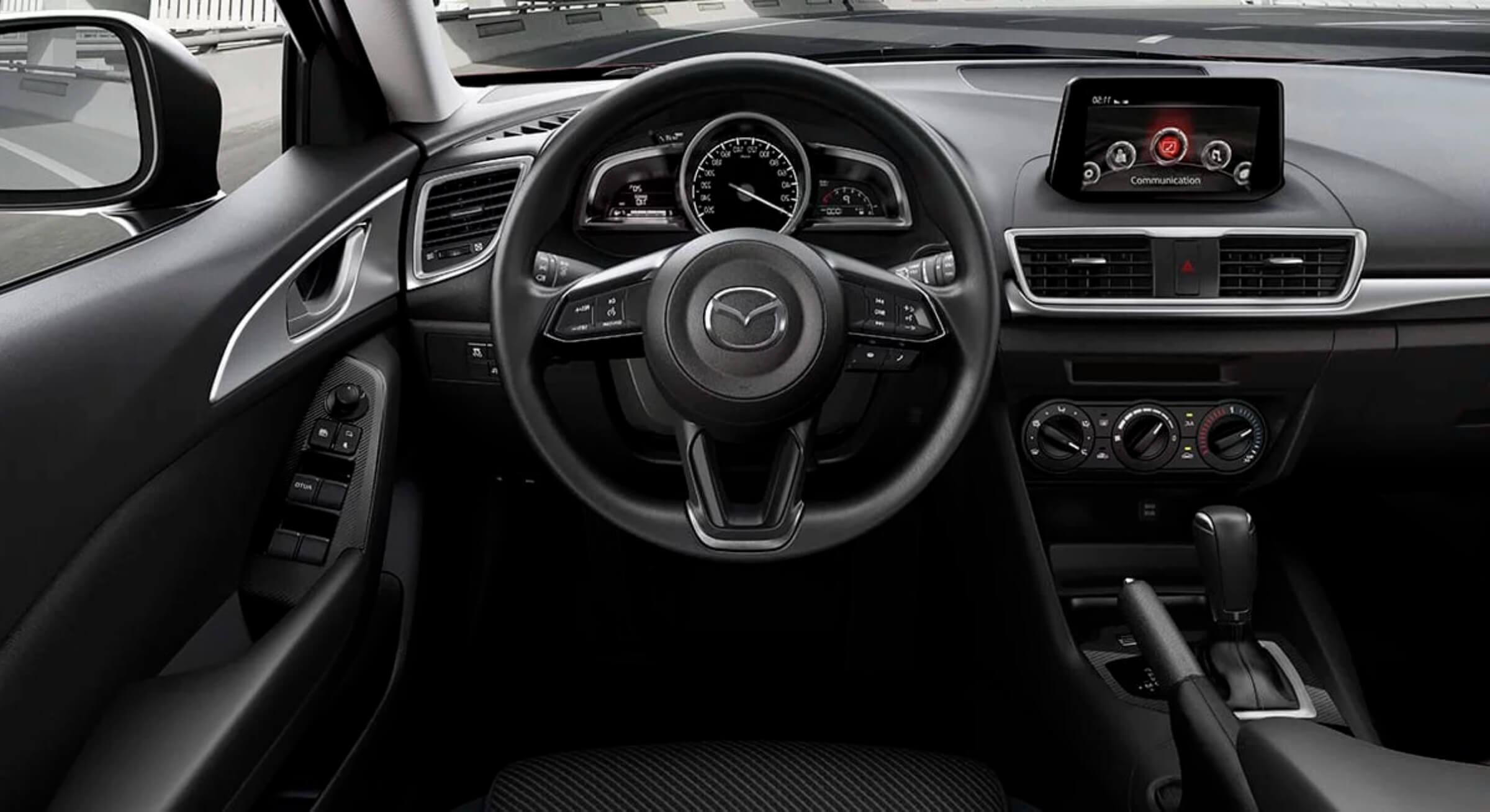 Mazda 3 Interior Foto 1
