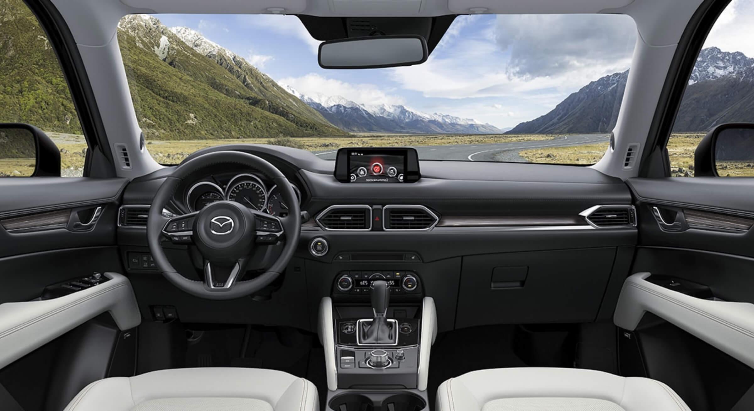 Mazda Cx5 Interior Foto 5