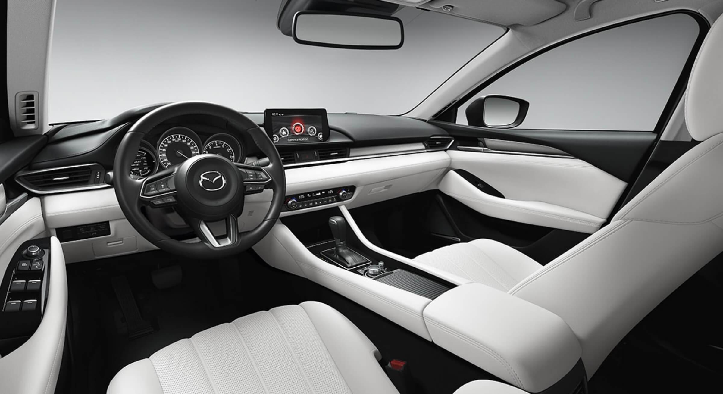 Mazda 6 Interior Foto 3