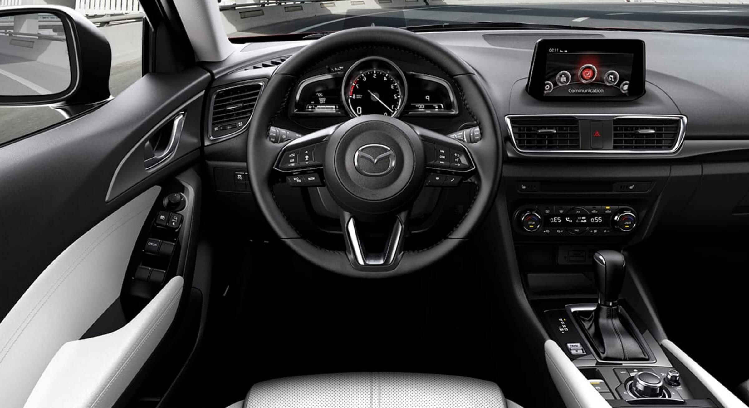 Mazda 3 Interior Foto 4