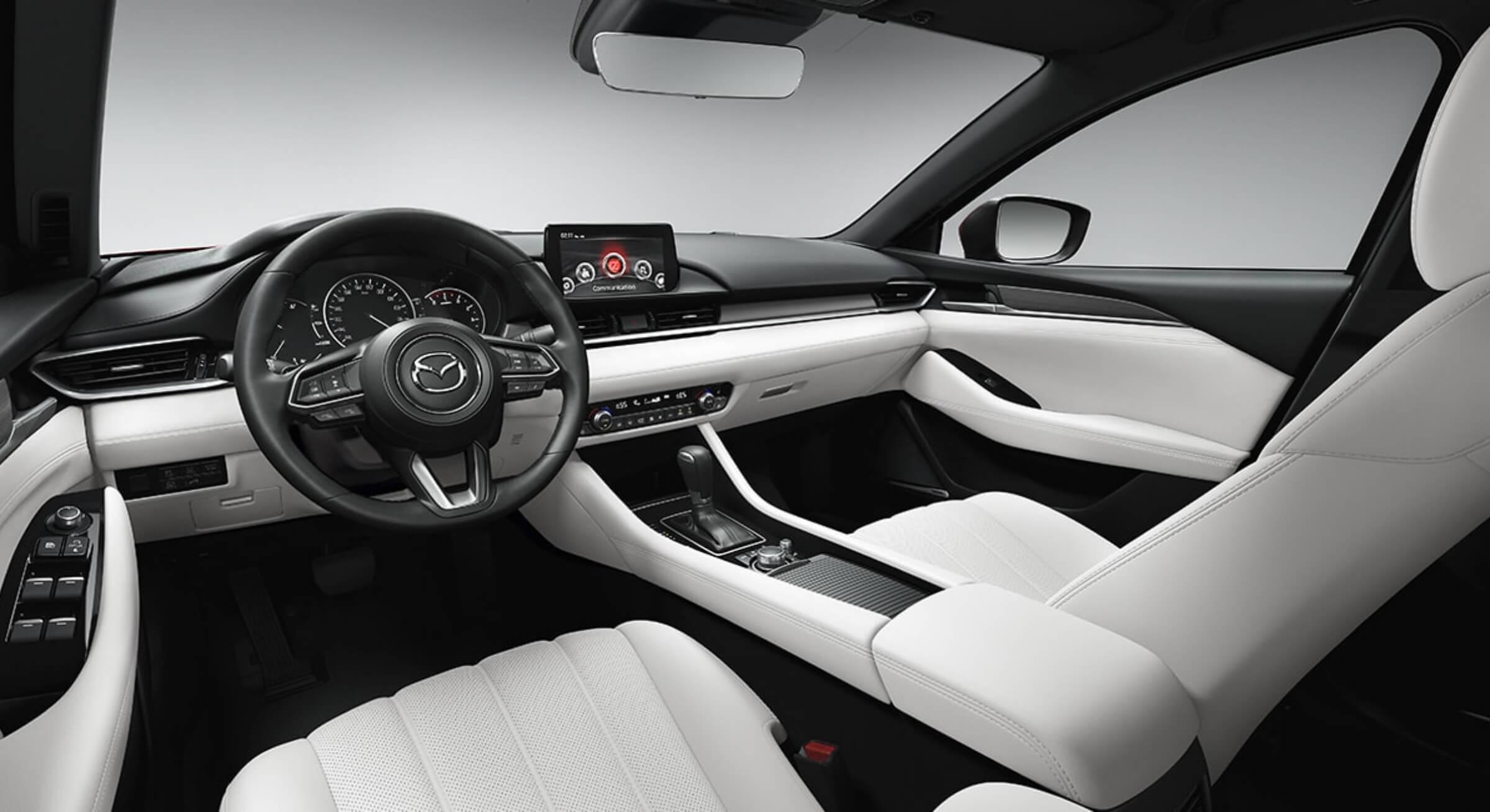 Mazda 6 Interior Foto 5
