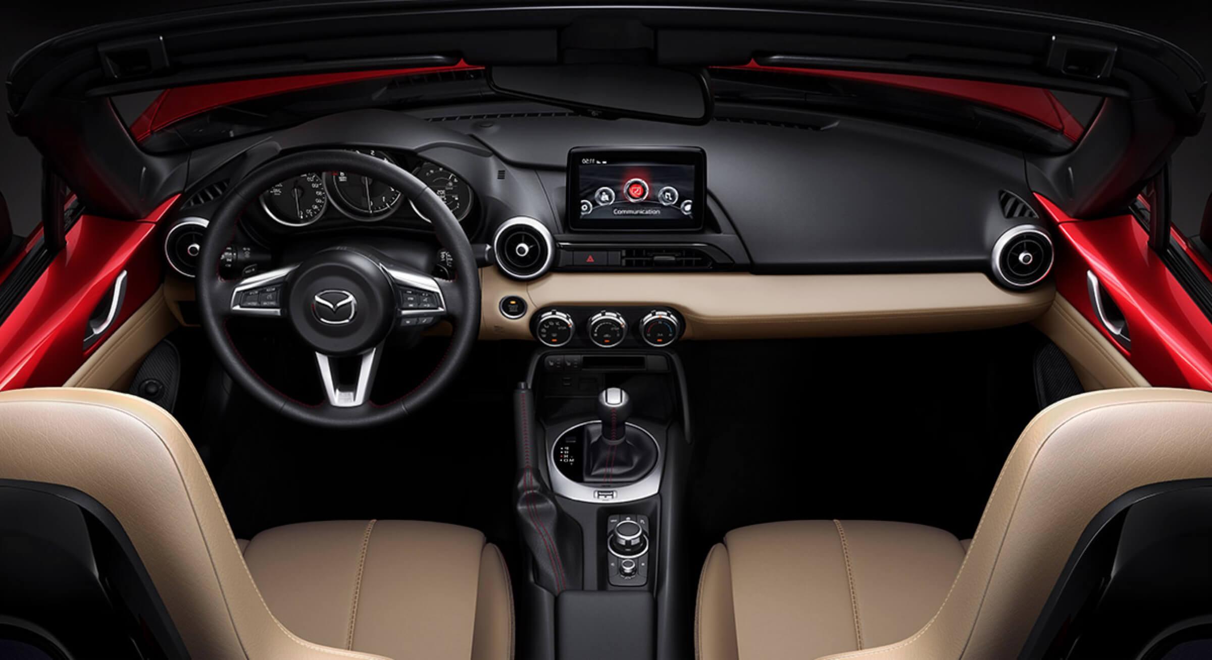 Mazda Cx9 Interior Foto 4