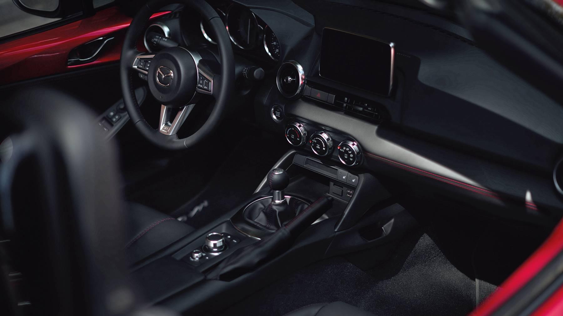 2019 Mazda Mx 5 Miata Dashboard