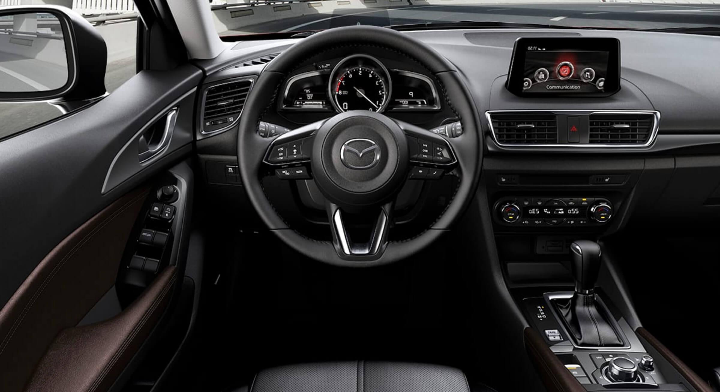 Mazda 3 Interior Foto 3