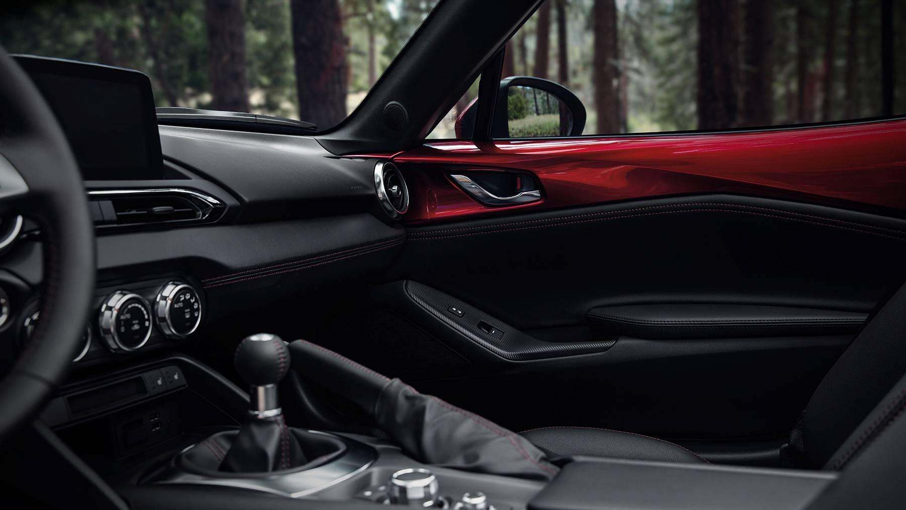 2019 Mazda Mx 5 Miata Interiorjpg