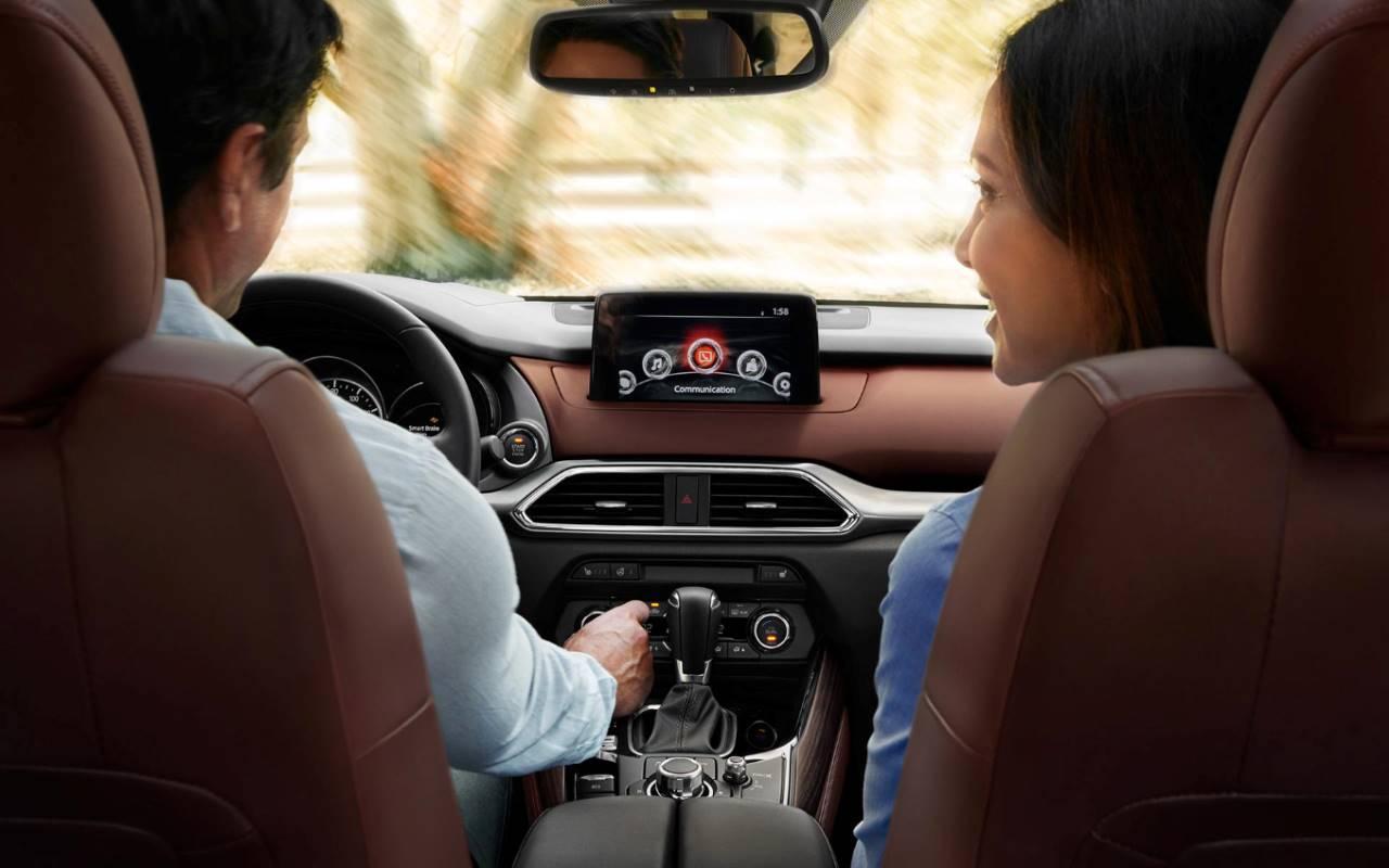 2018 Mazda Cx 9 Sound Insulation