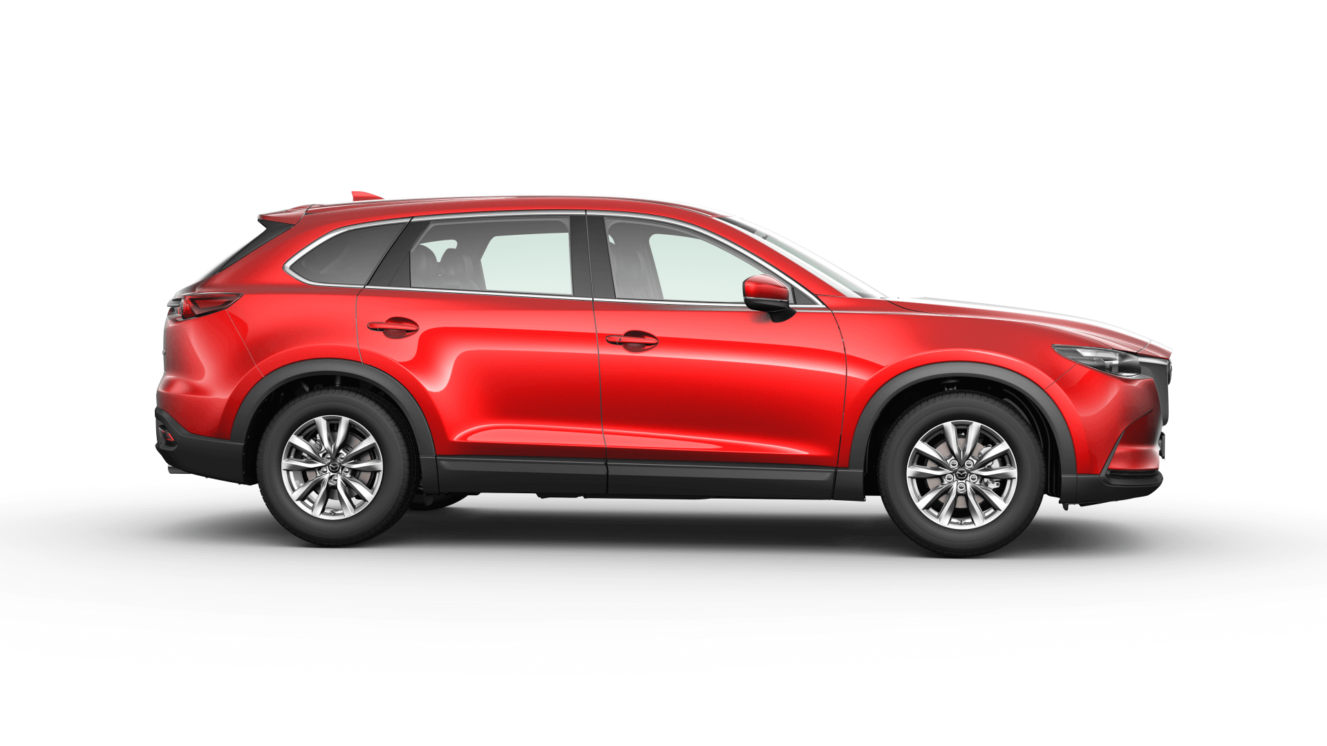 Mazda Cx9 Core Soul Red Crystal