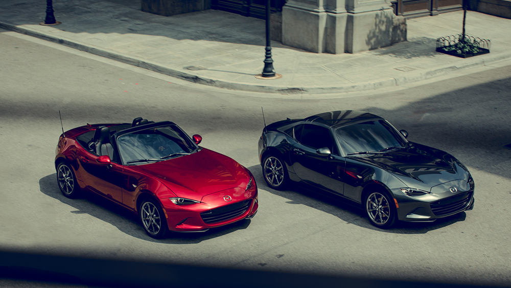 National Car Company released the 2019 Mazda Calendar