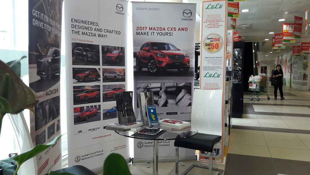 Mazda Roadshow Lulu Barwa City